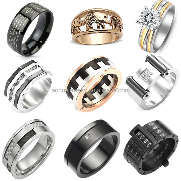 Wholesale Stainless Steel Jewelry Biker Punk Style Male