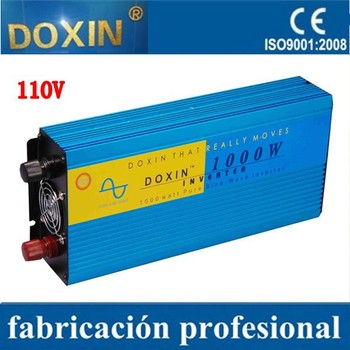 Doxin Solar 12 V 220v 1000watt Pure Sine Wave Inverter With Charger &  Ups/solar Power Inverter Ppt - Buy Tbe Power Inverter,Solar Power Inverter