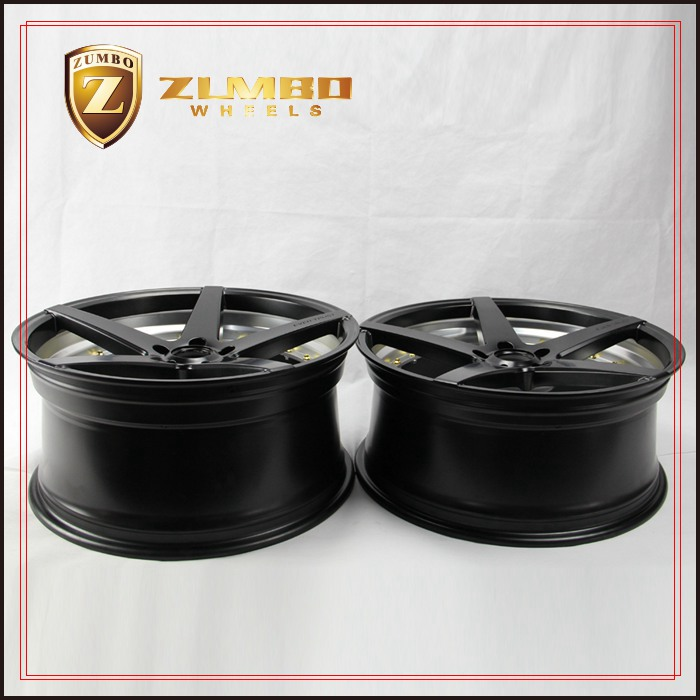 ZUMBO Z93 Matt Black 20 Inch Car Alloy Aluminum Wheel Rims