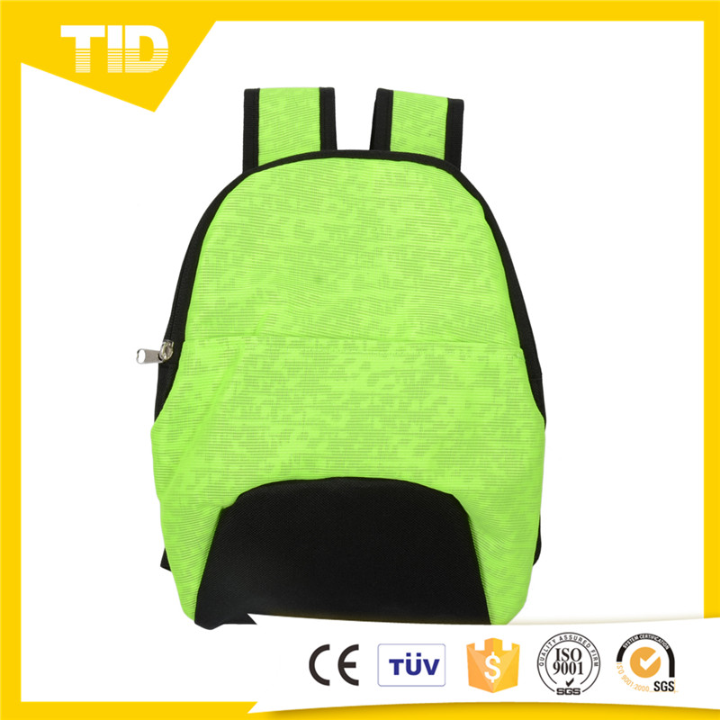 Children school backpack retro reflective kids safety bags