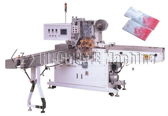 Export Credit Insurance for HC-APP Handkerchief Package Machine