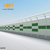 2017 new design Singapore market noise Barrier,Highway noise absorbing noise wall