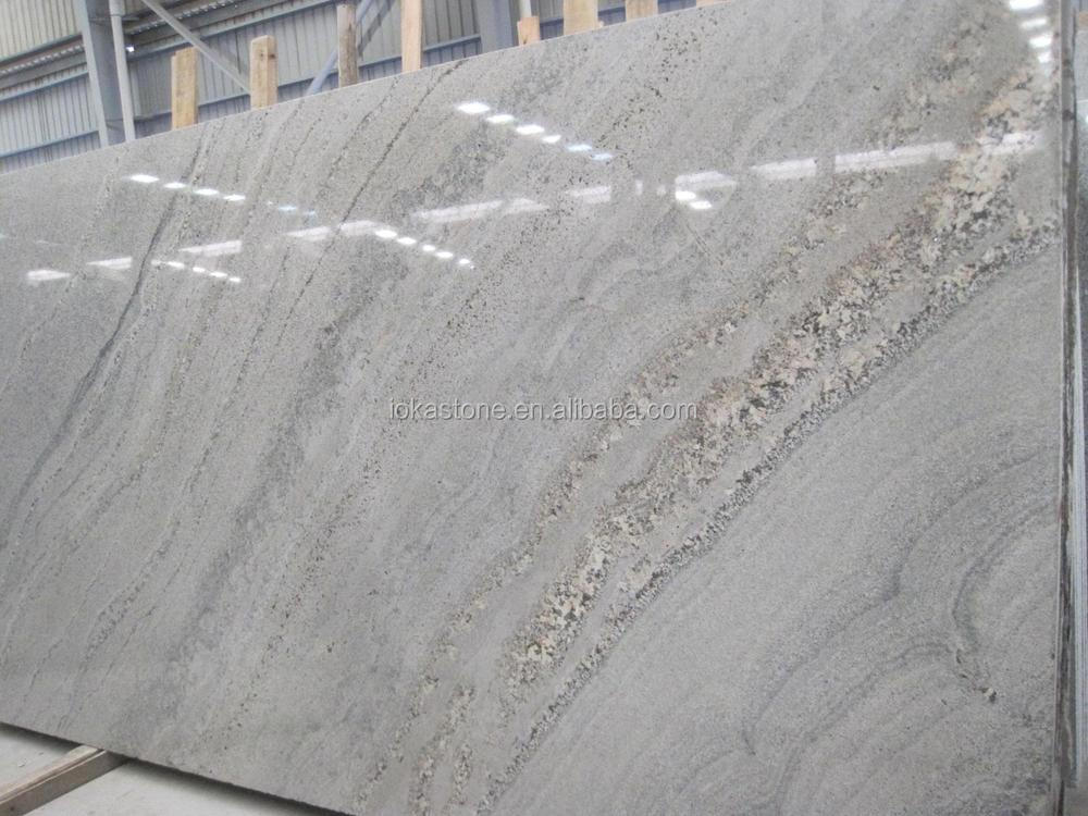 Nature White Silk Granite Slab In High Quality Buy