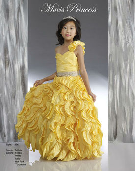 5f2758ae9ec Macis Design Pageant   Flower Girl Dress 1896 - Buy Flower Girl ...