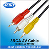 Best quality 3 RCA to 3RCA Cable VGA RCA with Ground Wire from China's manufacturer