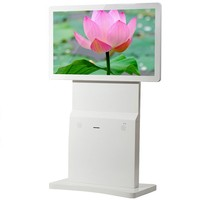 "42"" All In One LCD Advertising Kiosk Infrared Touch Display(VP420MT-3)"