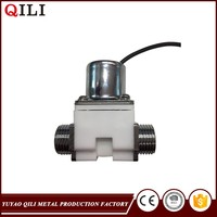 Pilot 24v dc electric actuator valve