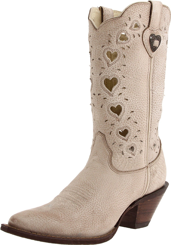 Get Quotations · Durango Women's Crush Heart Boot