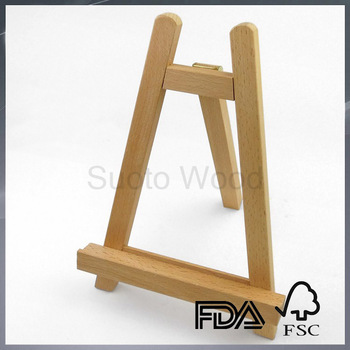 Mini Wooden Easel Stand Display Stand Wedding Stand Chalkboard Easel Sthand Buy Mini Wooden Easel Stand Display Stand Chalkboard Easel Sthand