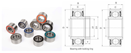 DAC drawing  bearing