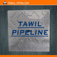 TAW water meter cast iron manhole cover with frame price