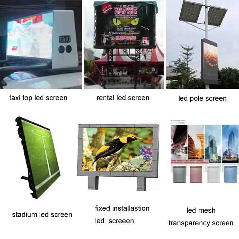 LED Display NovaStar MCTRL300 LED Screen Controller LED Sending Card Box Nova MCTRL300