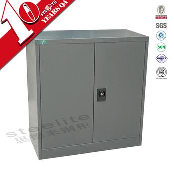 Luoyang Steelite Miniatura Cuadrado Muebles Pecho 2 Puertas Blanco ...