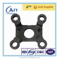Custom material ornamental iron casting auto parts cast die casting