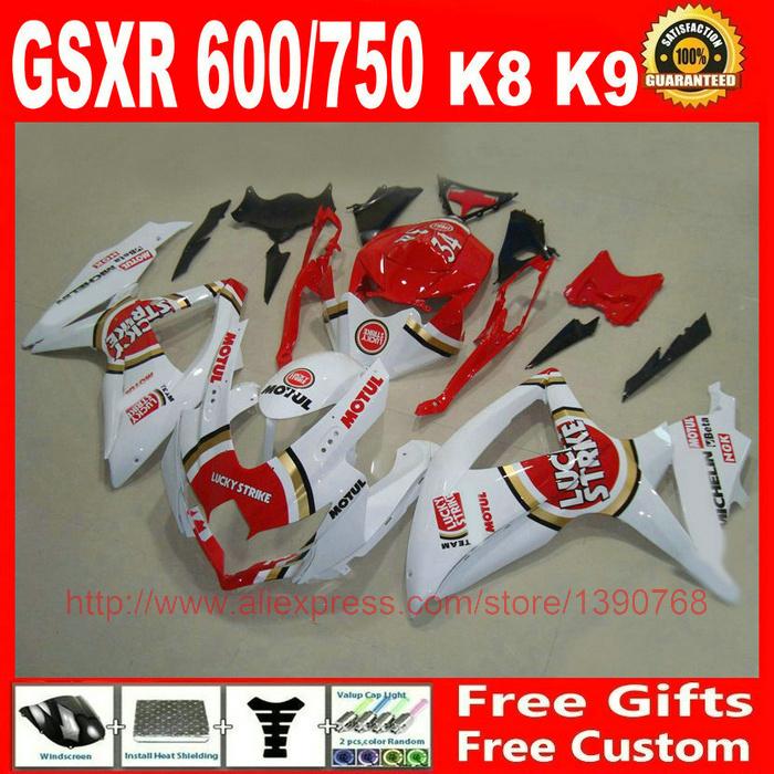 compare prices on suzuki gsxr 750 fairing kit- online shopping/buy
