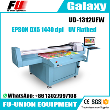 Low Cost Factory Price Automatic Digital UV Flatbed Printer Machine For Glass Printing