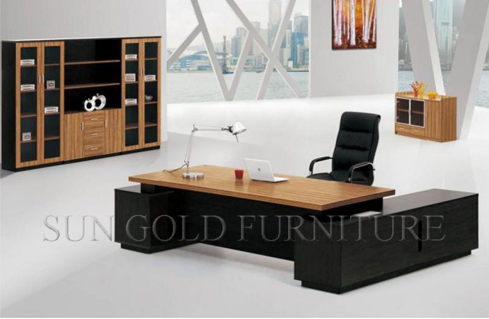 new wooden design boss office desk sz od365 buy office