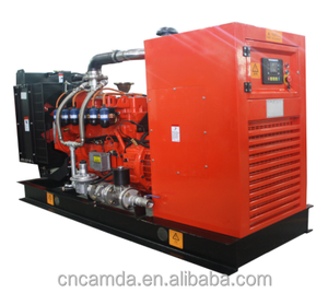 25KW-500KW Biogas/CNG/Natural gas engine/LPG genset