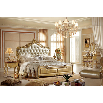 American Style Import King Queen Size Bed Vintage Bedroom Furniture - Buy  Vintage Bedroom Furniture,Import Bedroom Furniture,American Style Bedroom  ...