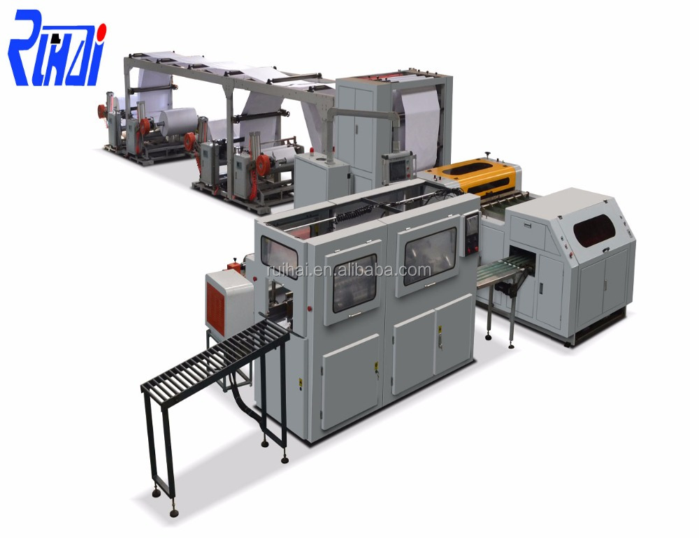 A4 paper machinery Final Manufacture In China