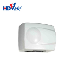 Metal Shell Painting White 12 M/S Infrared Sensor Hand Dryer Model With Good Cheap Price