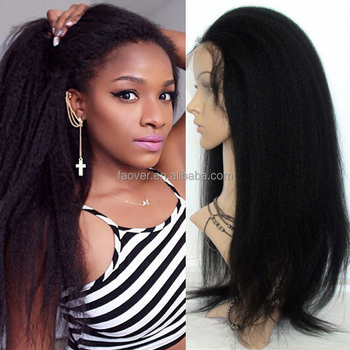 Lace Front African American Human Hair Wigs 48d72448c7
