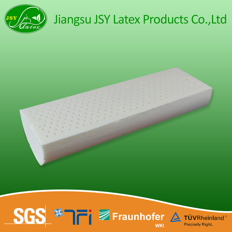Good quality 100% Natural Latex Hugging Body Roll Pillow