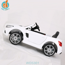 WDS301 2017 New Modern Model Licensed Cheap Toy Car Mercedes Benz For Kids