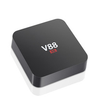 V88 Rockchip RK3229 Quad core OEM factory support free online movies free to air set top box