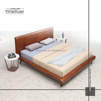 Latest Design King Size Leather Ded Factory