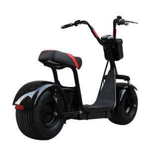 Latest Arrival 2018 Fat Tire E-Scooter 60km Scrooser E scooter Scrooser Citycoco Style Electric Scooter for New York