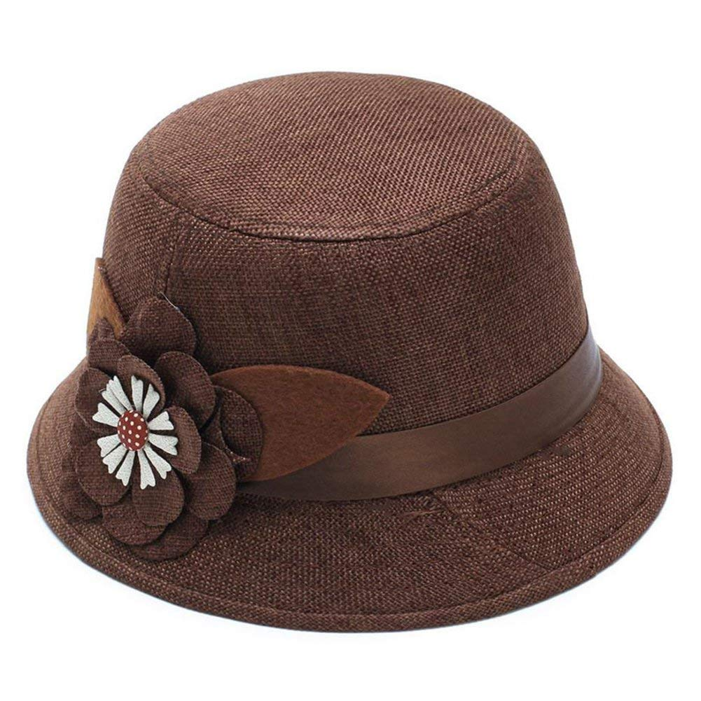 Get Quotations · Freedi Bowler Hat Fedora Hats Dress Up Derby Hats Wide  Brim for Costume Adults Women Winter 260edf0dd270