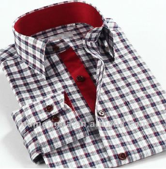 Shirts for men with different color in collar buy for Mens dress shirts with different colored cuffs and collars
