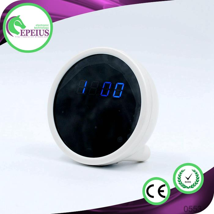 EXPLOSION MODELS SALES EP703 IP WIFI CAMERA CLOCK MOTION DETECTION VIDEO WEB CAM ODM SPY CAMERA