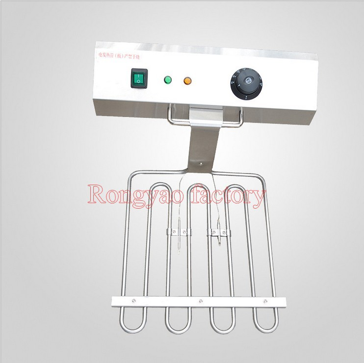 IS-FY-T02 Commercial Electric Single Cylinder Oil Fryer Deep-Fried Machine Fry Machine French Fries Doughnut Fryer