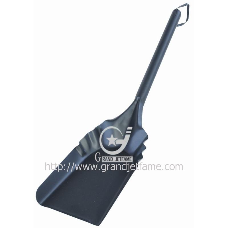 Fireplace tools ash shovel home and garden metal ash for Gardening tools pakistan