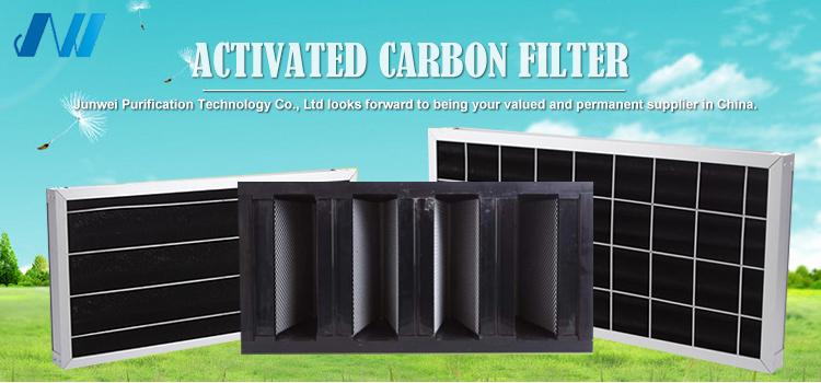 Jw Smell Removal Filter Media,Activated Carbon Felt,Odor Absorbing ...