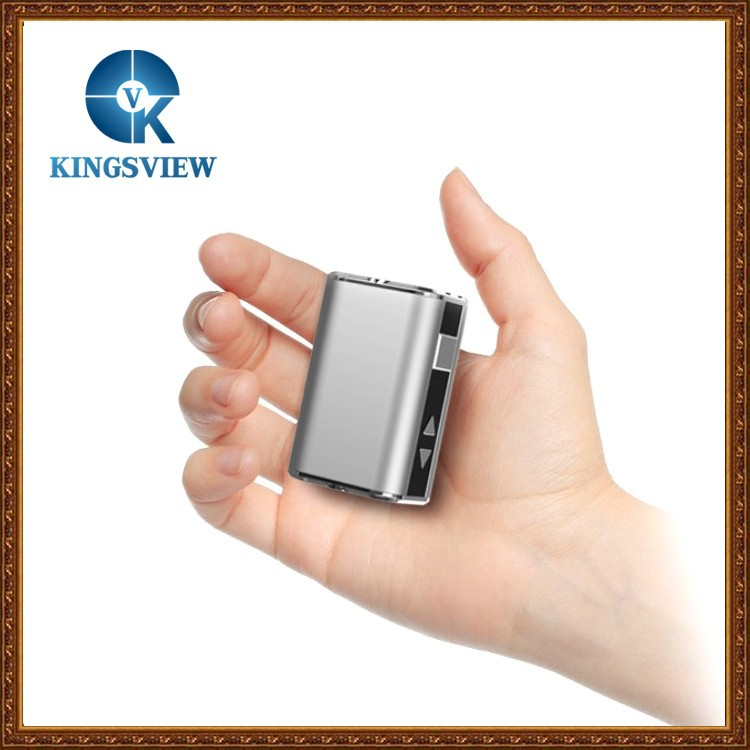 Authentic liquid thc e cigarette battery eleaf istick mini battery VS kayfun v4 VS clouper mini