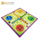 Indoor chess play set ludo board game