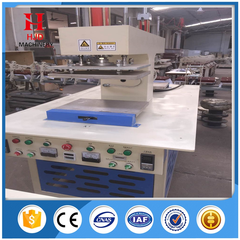 Full Automatic Leather Embossing Machine