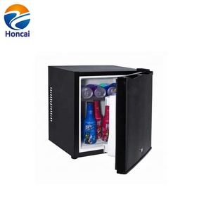 19L Countertop Single Door Solid Door No Noise hotel mini bar refrigerator