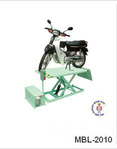 OIC Motor Bike Lifter MBL-2010