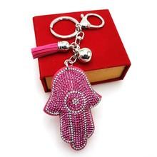 Брелок Аниме YD & YDBZ для девушек, аксессуары для автомобильных ключей, милый Мишка, брелок для животных, подарки для девушек, сумки для ювелирн...(Китай)