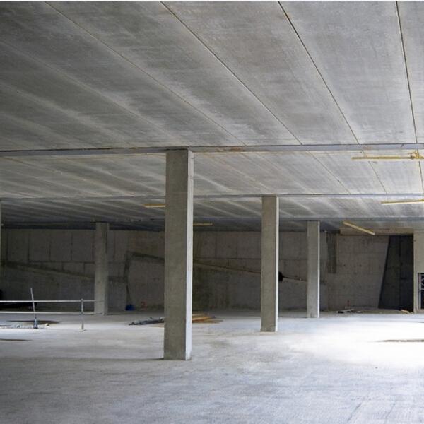 Prefabricated Joist Suspended System Prestressed Concrete
