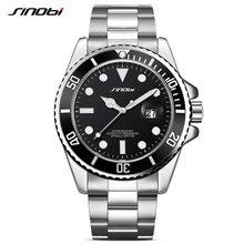 SINOBI Мужские модные повседневные часы Топ Geneve Band мужские спортивные кварцевые часы золотые часы Relogio Masculino Montre Rolexable 2020(Китай)