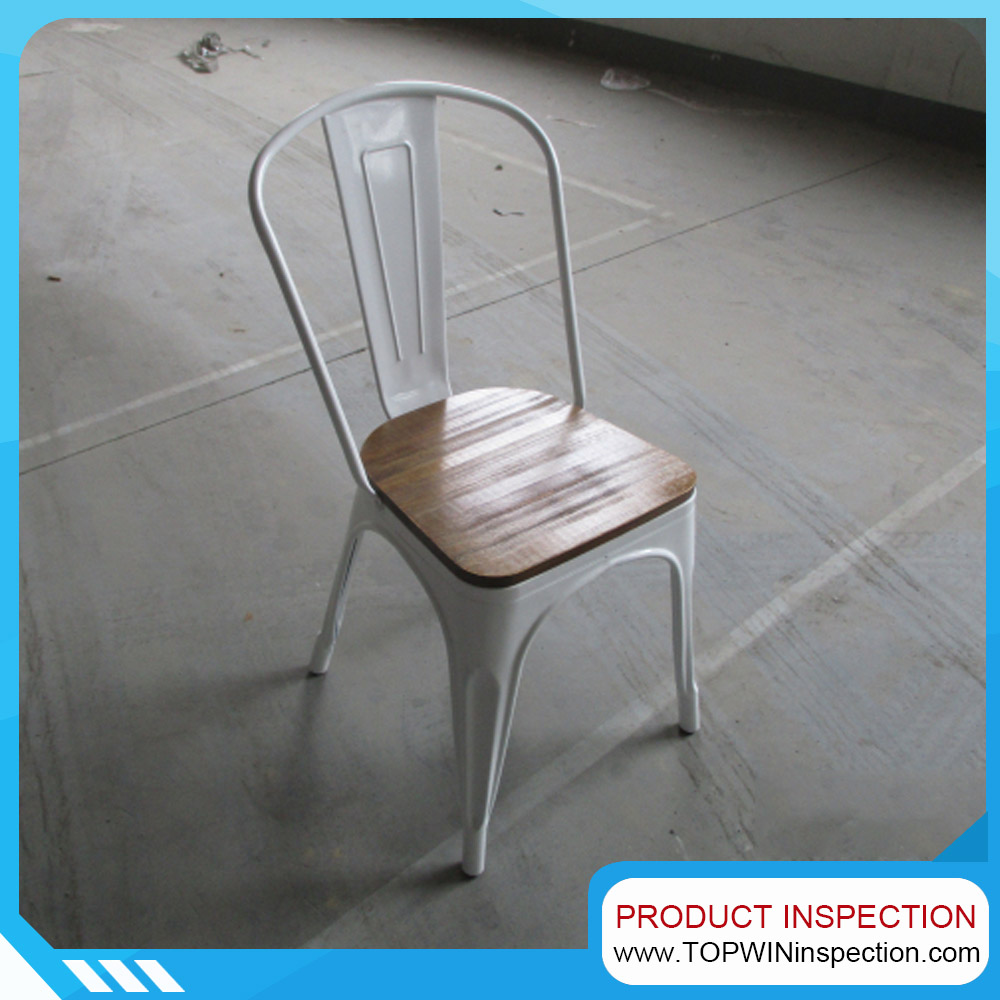 Quality Control Inspection Service Agencies Available for Wrought Iron Chair