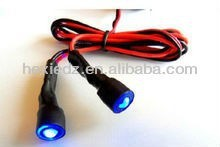 2pin blue pulse RC led