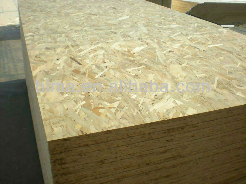20mm Osb 3 Oriented Strand Board