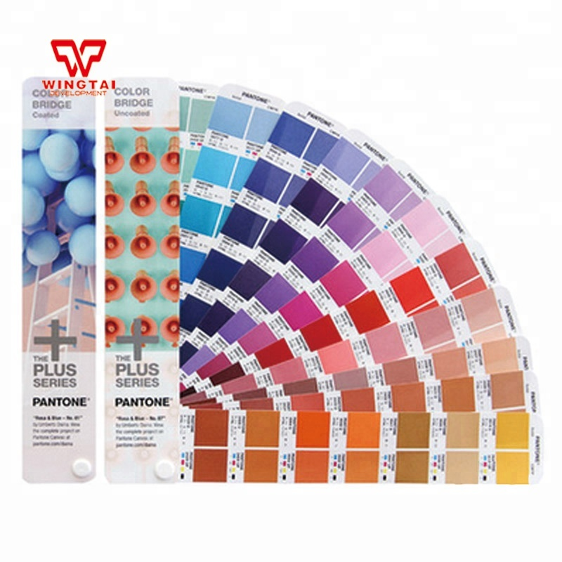 Pantone Color Bridge Coated & Uncoated Set GP6102N