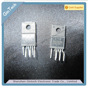 STR-W6053NS TO220F-6,PWM Off-Line Switching Regulator ICs